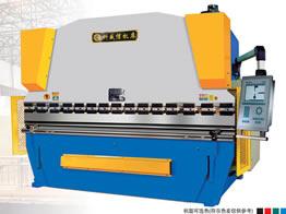 WC67K系列电液伺服数控折弯机