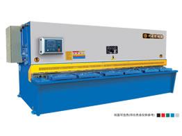 QC12K系列液压数控摆式剪板机