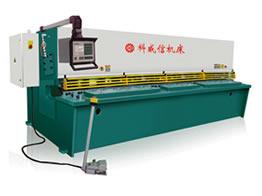 QC12Y/K系列液压摆式(数控)剪板机
